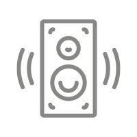 Lautsprecher und Transmitter