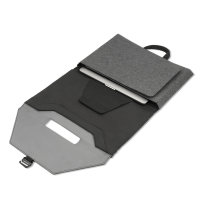 Laptop Bag Mobile Office with Privacy Mode grey