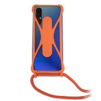 Necklace Case Universal orange
