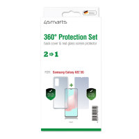 360° Protection Set for Samsung Galaxy A32 5G clear