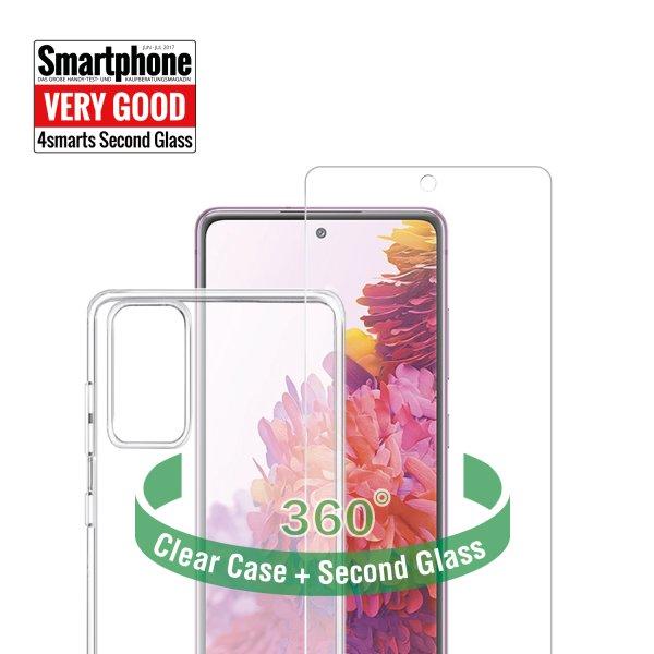 360° Protection Set für Samsung Galaxy S20 FE / S20 FE 5G transparent