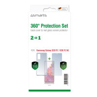 360° Protection Set for Samsung Galaxy S20 FE / S20 FE 5G clear