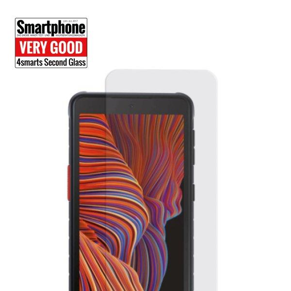 Second Glass 2.5D für Samsung Galaxy Xcover 5