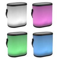 Bluetooth Speaker Summer Vibes with LED Light