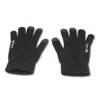 Winterhandschuhe Touch Unisex Größe S / M schwarz