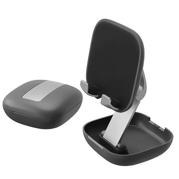 Tisch Ständer Compact für Smartphones schwarz