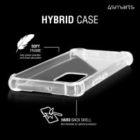 Hybrid Case Ibiza for Apple iPhone 12 / 12 Pro clear