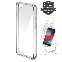 Hybrid Case Ibiza for Apple iPhone SE (2020) / 8 / 7 clear
