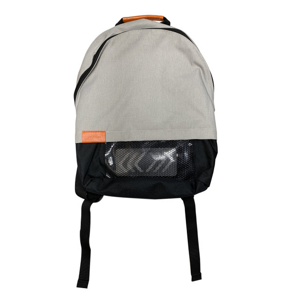 VUP Safety Backpack for Commuters & Students light grey