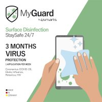 MyGuard Surface Disinfection StaySafe 24/7 Set for 3 Months