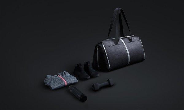Sports Bag K4 Flexpack Gym grey