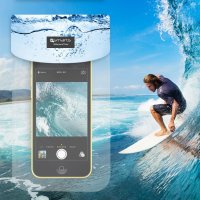Waterproof Case Copacabana bis zu 6,0 Zoll Aqua