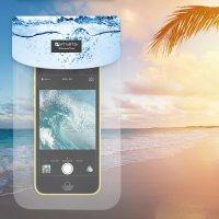Waterproof Case Copacabana up to 6.0 inch Aqua