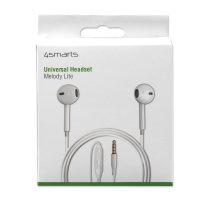 Headphones Melody Lite 3.5mm white