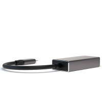 Adapter USB-C to MiniDP space grey