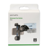 Car Holder Grip with Suction Cup grey
