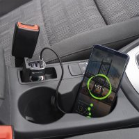Car Charger VoltRoad 7P+ 3-Ports with Quick Charge, PD,...