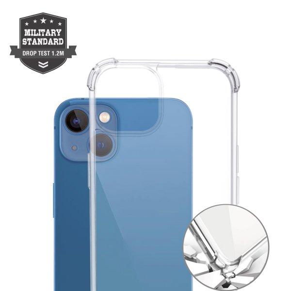 Hybrid Case Ibiza für Apple iPhone 13 transparent
