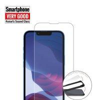 Second Glass X-Pro Clear mit Montagerahmen für Apple...