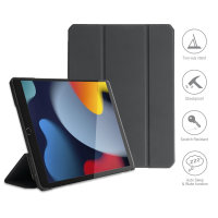 Flip Case STURDY for Apple iPad 10.2 (2021) / iPad 10.2 (2020) / iPad 10.2 (2019) black