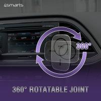 Wireless Car Charger Set UltiMag RoadTrip 15W black