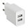 Wall Charger VoltPlug Dual 12W white