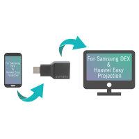 Passiver Adapter Picco USB-C to HDMI 4K (DeX, Easy...