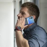 Magnetisches UltiMag Case für Kreditkarten mit RFID Blocker schwarz