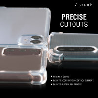 Hybrid Case Ibiza for Apple iPhone 13 Pro clear