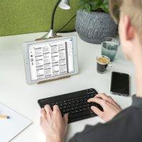 Bluetooth Keyboard DailyBiz BTK QWERTZ black