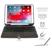 Keyboard Case Solid QWERTZ, Trackpad, Pen Holder, for...