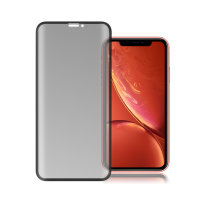 Second Glass Curved 3D for Apple iPhone 11 / XR black