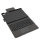 Keyboard Case Solid with QWERTZ Layout, Trackpad and Pen Holder for Samsung Tab Galaxy S7