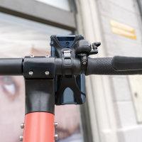 Fahrrad Halterung City Bike schwarz