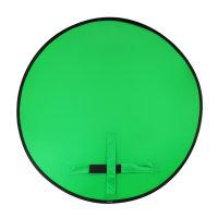 Chroma-Key Green Screen for Back Rest