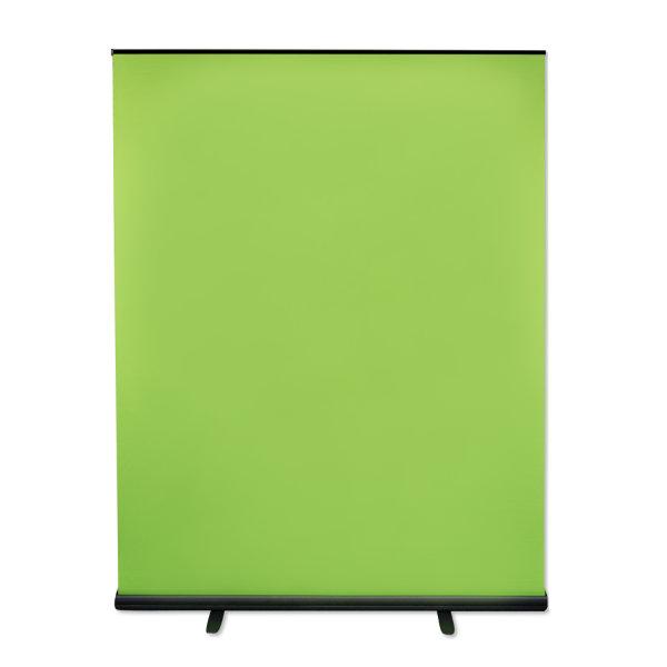 Selbst Stehender Chroma-Key Green Screen 1,5x2m