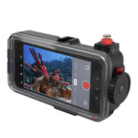 """Active Pro Universal Bluetooth Waterproof Case Dive Pro for Smartphones up to 6.9"""""""