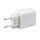 Netzladegerät VoltPlug PD 20W und USB-C auf Lightning Kabel 1,5m weiß
