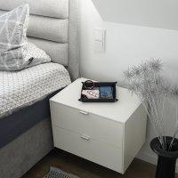 Taschenleerer mit Wireless Charger 15W grün